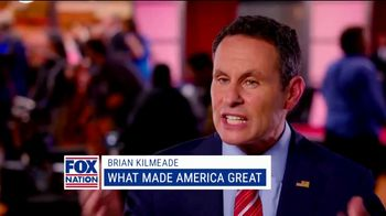 Fox Nation TV Spot, 'What It Does Right' Featuring Brian Kilmeade - 12 commercial airings