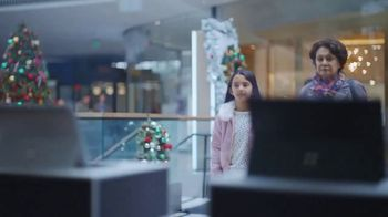 Microsoft Surface Go TV Spot, 'Grandma Got Run Over By a Reindeer Remix' - Thumbnail 1
