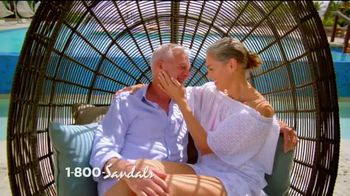 Sandals Resorts TV Spot, 'Included'