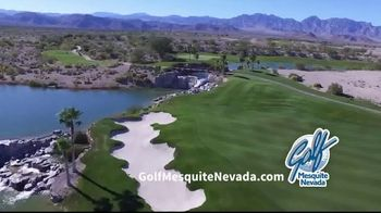 Golf Mesquite Nevada TV Spot, 'Play It Again'