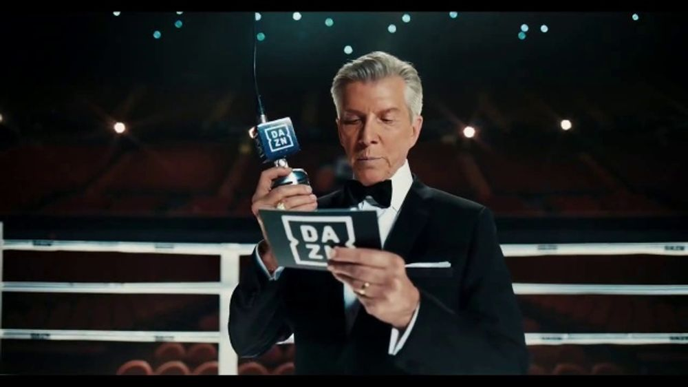 DAZN TV Commercial, 'No Extra Charge' Featuring Canelo Álvarez, Michael  Buffer - Video