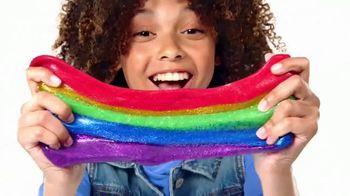 Nickelodeon Slime Scented Glitter Slime Studio TV Spot, 'New Safe Formula'