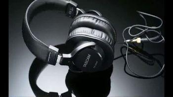 Guitar Center TV Spot, 'TASCAM Studio Headphones & Rogue Drums' Song by The Internet