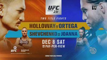 UFC 231 TV Spot, 'Holloway vs. Ortega' - Thumbnail 9