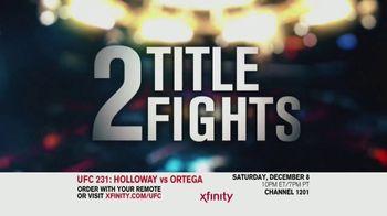 UFC 231 TV Spot, 'Holloway vs. Ortega' - Thumbnail 1