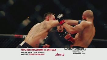 UFC 231 TV Spot, 'Holloway vs. Ortega' - 9 commercial airings