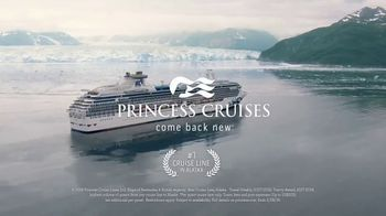 Princess Cruises TV Spot, 'Doing This' - Thumbnail 10