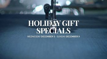 JoS. A. Bank Holiday Gift Specials TV Spot, 'Pima Cotton Sweaters and Blazers' - Thumbnail 2