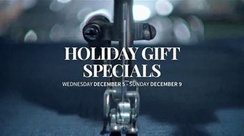 JoS. A. Bank Holiday Gift Specials TV Spot, 'Pima Cotton Sweaters and Blazers'