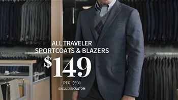 JoS. A. Bank Holiday Gift Specials TV Spot, 'Pima Cotton Sweaters and Blazers' - Thumbnail 5