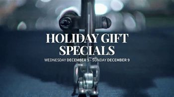 JoS. A. Bank Holiday Gift Specials TV Spot, 'Storewide BOGO'