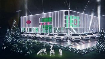 Kia Light Up the Holidays Sales Event TV Spot, ''Tis the Season: Light Show' [T1] - Thumbnail 7