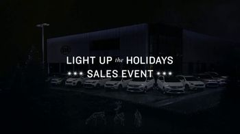Kia Light Up the Holidays Sales Event TV Spot, ''Tis the Season: Light Show' [T1] - Thumbnail 8