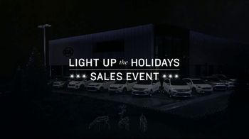 Kia Light Up the Holidays Sales Event TV Spot, ''Tis the Season: Light Show' [T1] - Thumbnail 9