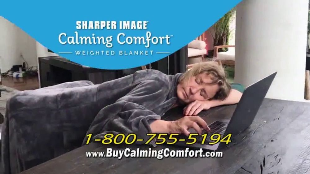Sharper Image Calming Comfort Tv Commercial Quick Relief Ispottv