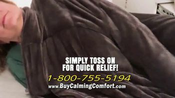 Sharper Image Calming Comfort TV Spot, 'Quick Relief' - Thumbnail 7