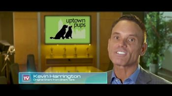 Uptown Pups TV Spot, 'The Most Interesting Pup in Town' Featuring Kevin Harrington - Thumbnail 2