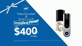 ADT TV Spot, 'Video Doorbell & Smart Lock' - Thumbnail 6