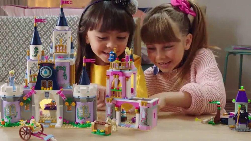Lego Disney Princess Tv Commercial Build Bigger Ispottv