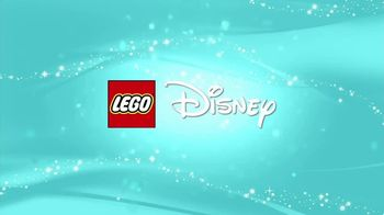 LEGO Disney Princess TV Spot, 'Build Bigger' - Thumbnail 1