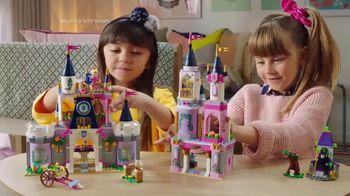 LEGO Disney Princess TV Spot, 'Build Bigger' - Thumbnail 10