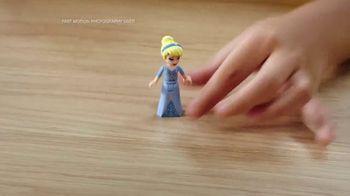 LEGO Disney Princess TV Spot, 'Build Bigger' - Thumbnail 4