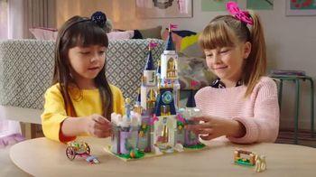 LEGO Disney Princess TV Spot, 'Build Bigger' - Thumbnail 5