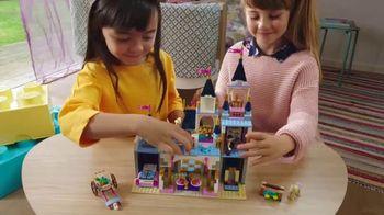 LEGO Disney Princess TV Spot, 'Build Bigger' - Thumbnail 7