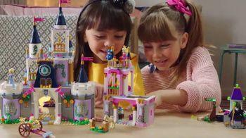 LEGO Disney Princess TV Spot, 'Build Bigger'