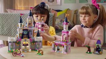 LEGO Disney Princess TV Spot, 'Build Bigger' - Thumbnail 9