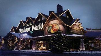 Bass Pro Shops Ultimate Christmas Sale TV Spot, 'Play Sets and Fleece Jackets' - Thumbnail 1