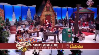 Bass Pro Shops Ultimate Christmas Sale TV Spot, 'Play Sets and Fleece Jackets' - Thumbnail 3