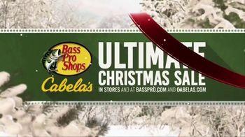 Bass Pro Shops Ultimate Christmas Sale TV Spot, 'Play Sets and Fleece Jackets' - Thumbnail 5