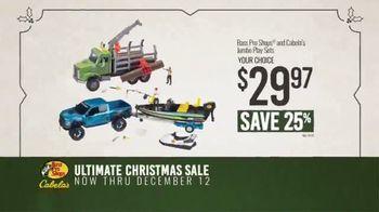 Bass Pro Shops Ultimate Christmas Sale TV Spot, 'Play Sets and Fleece Jackets' - Thumbnail 6