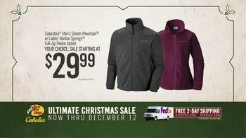 Bass Pro Shops Ultimate Christmas Sale TV Spot, 'Play Sets and Fleece Jackets' - Thumbnail 7