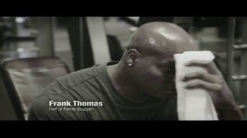 Nugenix TV Spot, 'Stay in Shape' Featuring Frank Thomas - Thumbnail 1