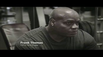 Nugenix TV Spot, 'Stay in Shape' Featuring Frank Thomas - Thumbnail 2
