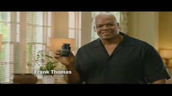 Nugenix TV Spot, 'Stay in Shape' Featuring Frank Thomas