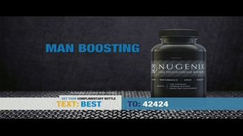 Nugenix TV Spot, 'Stay in Shape' Featuring Frank Thomas - Thumbnail 5
