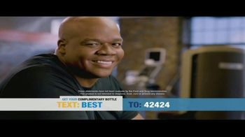 Nugenix TV Spot, 'Stay in Shape' Featuring Frank Thomas - Thumbnail 7