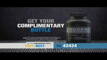 Nugenix TV Spot, 'Stay in Shape' Featuring Frank Thomas - Thumbnail 8