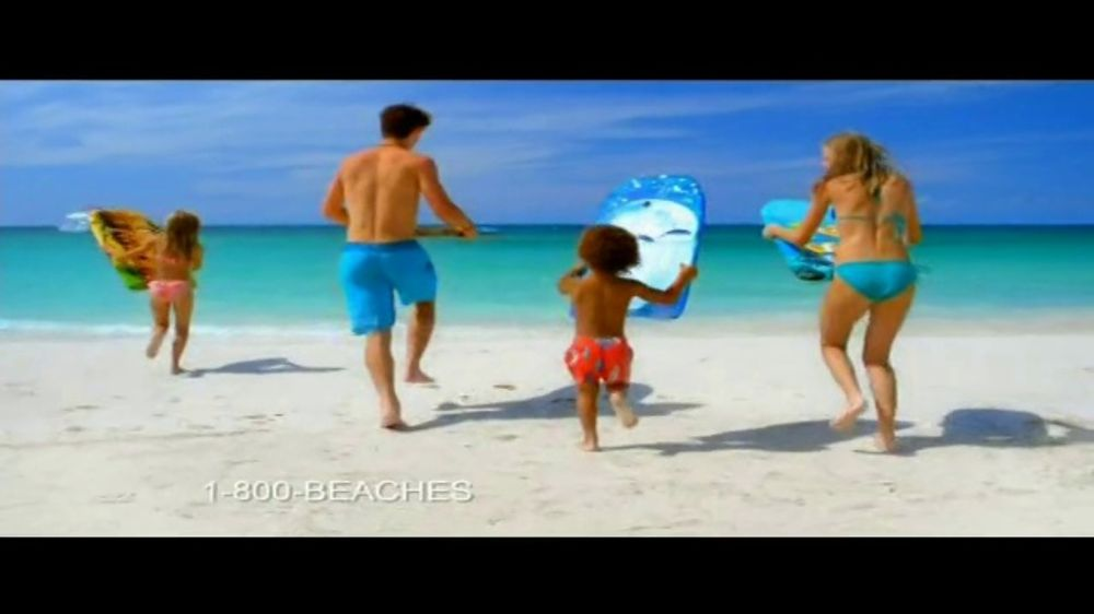 75d5c628bd4e09 1-800 Beaches Turks and Caicos TV Commercial