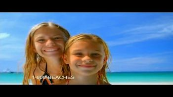 1-800 Beaches Turks and Caicos TV Spot, 'Believe It' Song by Erin Bowman - Thumbnail 2