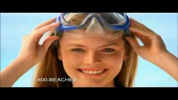 1-800 Beaches Turks and Caicos TV Spot, 'Believe It' Song by Erin Bowman - Thumbnail 3