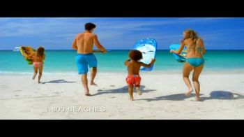 1-800 Beaches Turks and Caicos TV Spot, 'Believe It' Song by Erin Bowman - Thumbnail 4