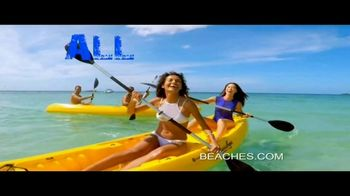 1-800 Beaches Turks and Caicos TV Spot, 'Believe It' Song by Erin Bowman - Thumbnail 5