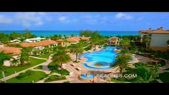 1-800 Beaches Turks and Caicos TV Spot, 'Believe It' Song by Erin Bowman - Thumbnail 6
