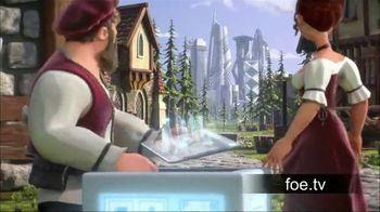 Forge of Empires TV Spot, 'Develop Your City' - Thumbnail 9