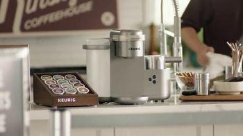 Keurig K-Café TV Spot, 'Value' Featuring James Corden - Thumbnail 2