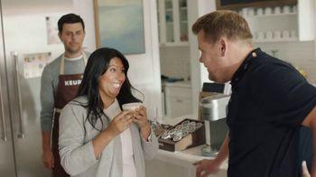 Keurig K-Café TV Spot, 'Value' Featuring James Corden - Thumbnail 6